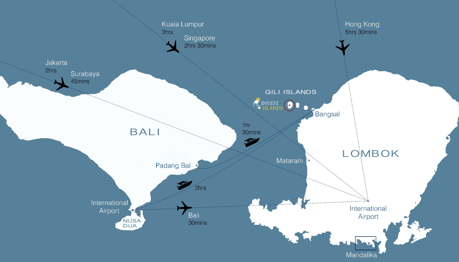 New lombok international airport invest islands new lombok international airport gumiabroncs Gallery
